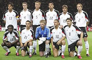 تيم ملي فوتبال آلمان